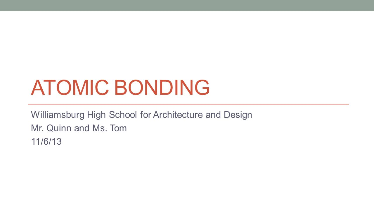 Williamsburg high school for architecture and design