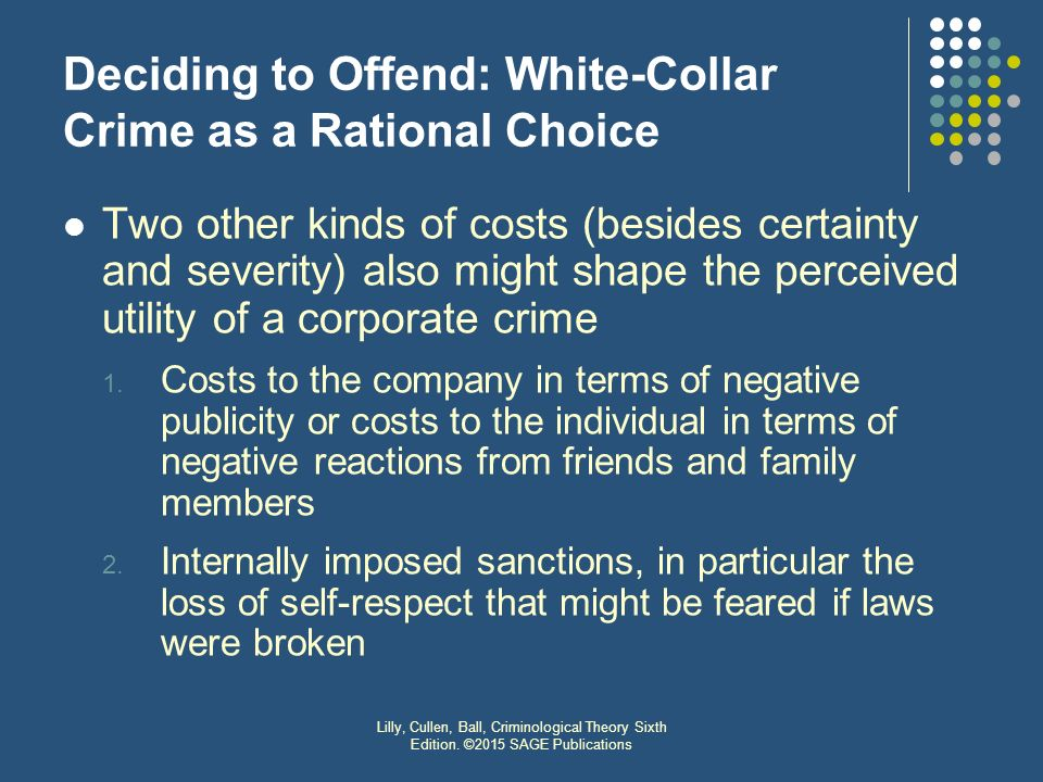 rational choice theory and domestic violence In this article rational choice theories  rational choice theory originated during the late 18th  gun crimes, violent offending, political violence,.