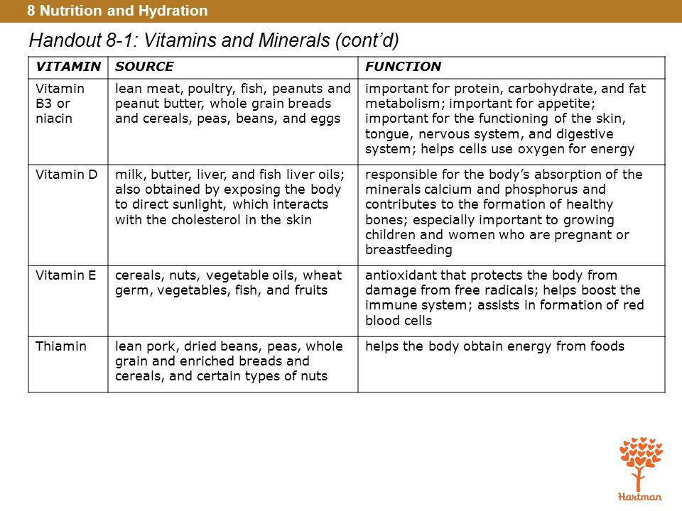 1 Identify The Six Basic Nutrients And Explain Myplate