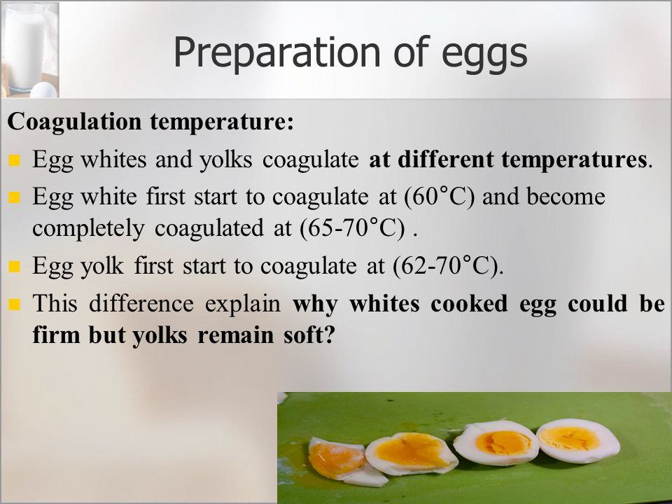 how to prepare egg whites
