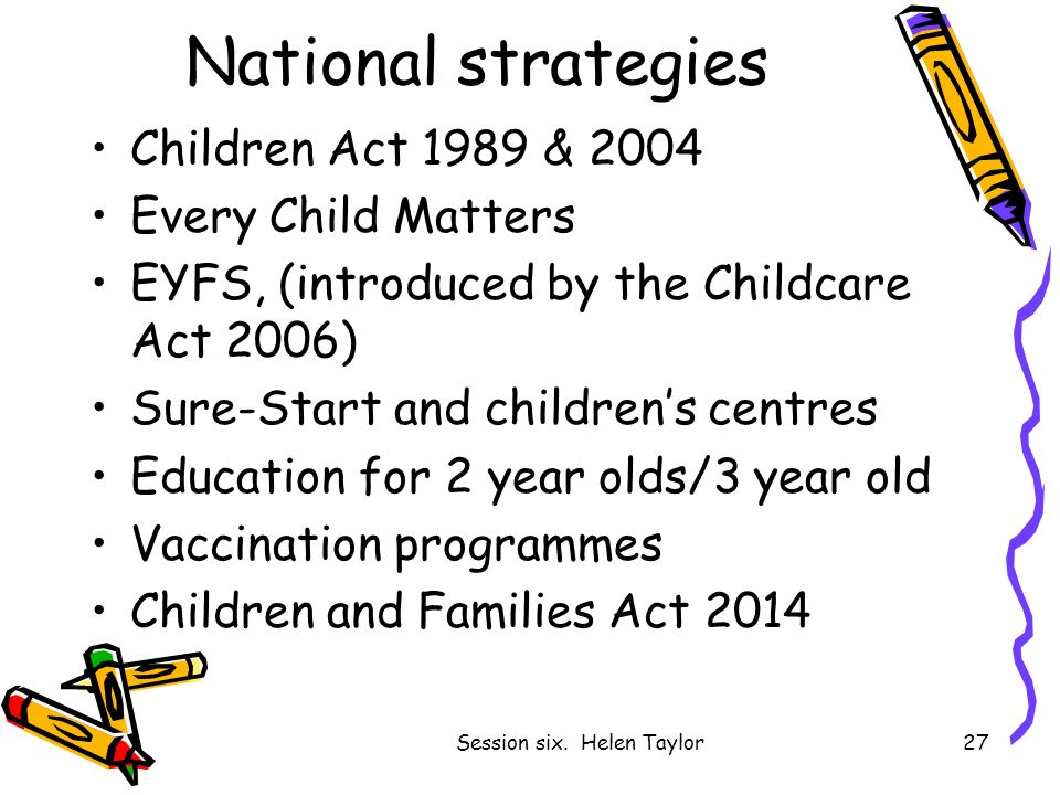 Child Care and Protection Act 2004