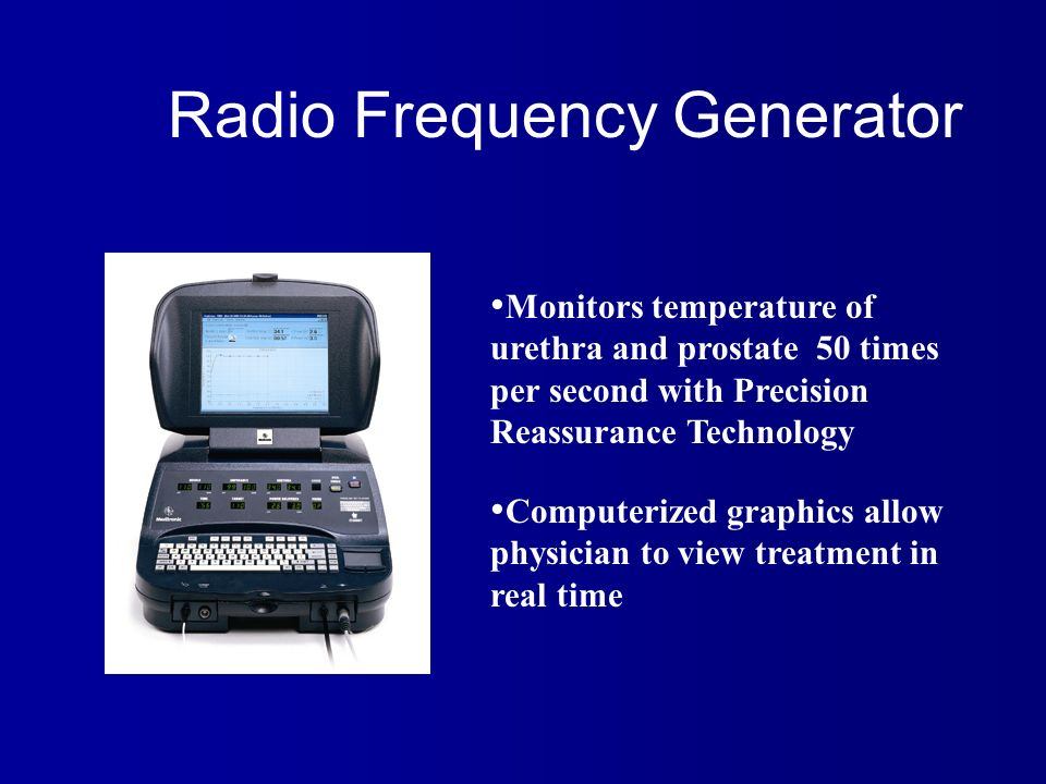 how to make radio frequency generator