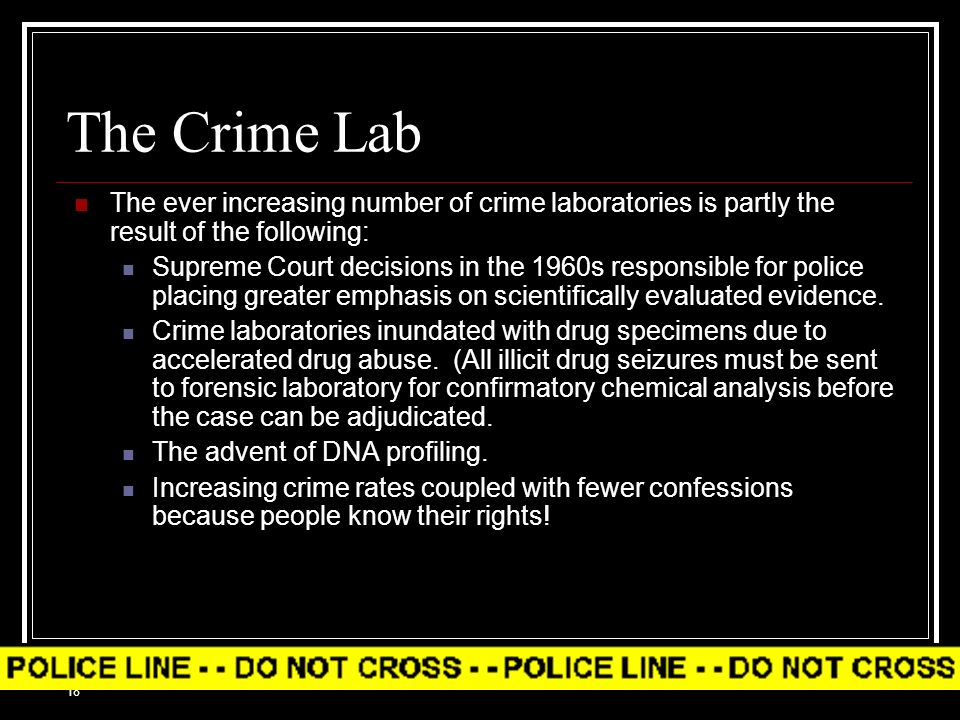 paint evidence in crime laboratories Article illustrates forensic cases involving paint evidence  six cases submitted  to our laboratory are described in order  in crime laboratories.