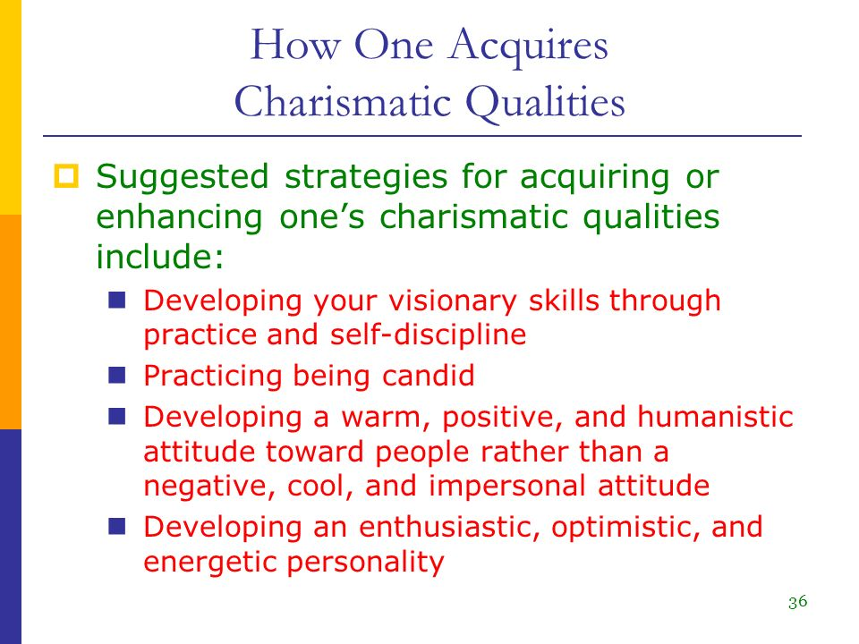 8 Magical Ways To Develop a Charismatic Personality