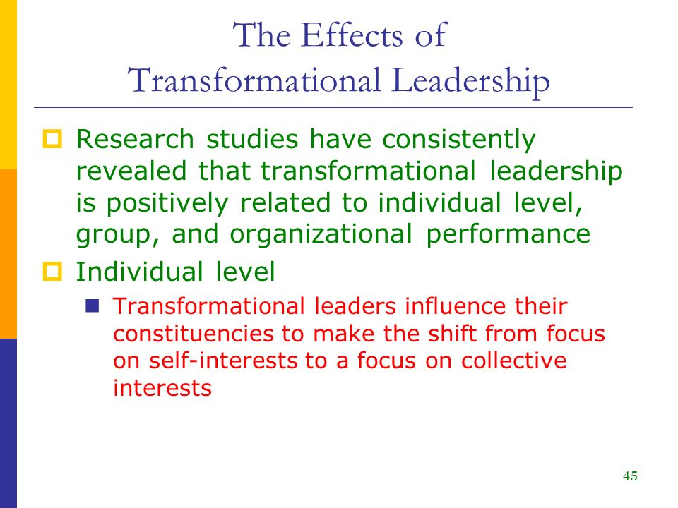 impact of transformational leadership on organizational learning International journal of business and social science volume 9 • number 1 • january 2018 118 impact of transformational leadership style on organizational learning in the.