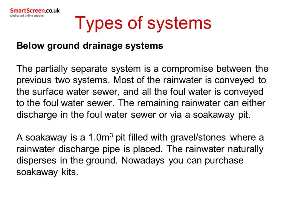 Luxury types of domestic hot water systems ideas for House drainage system ppt