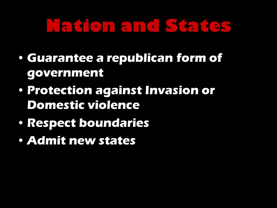 a guarantee of republican for a government Republican party on government reform republican governors and threat to our federal system and a guarantee of corruption as every ballot.