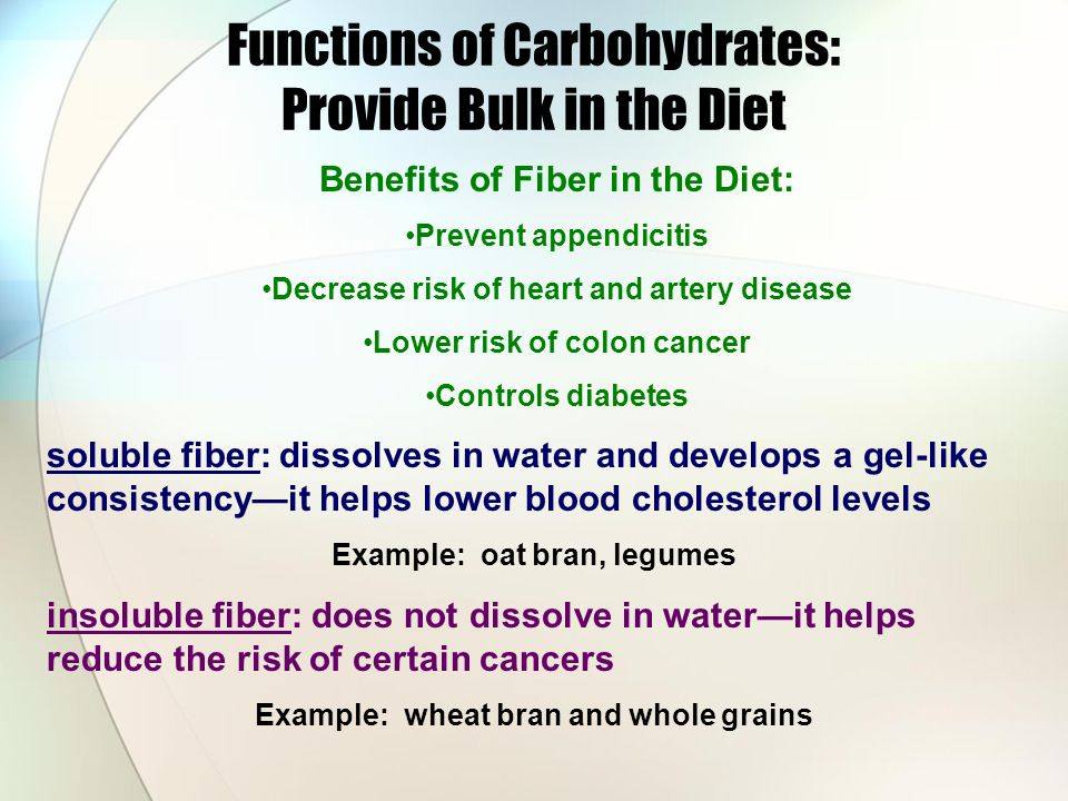 chapter 5 carbohydrates - ppt video online download, Human Body