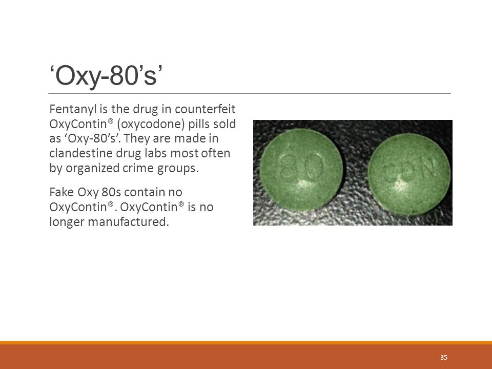how to change oxycodone to fentanyl