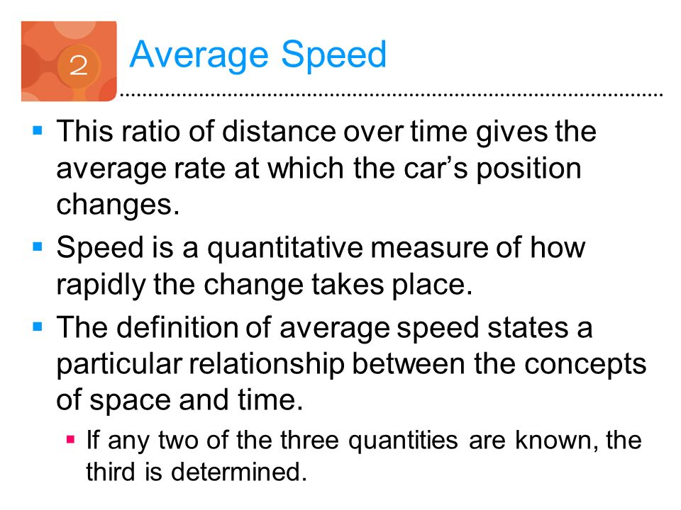 time and space relationship definition google