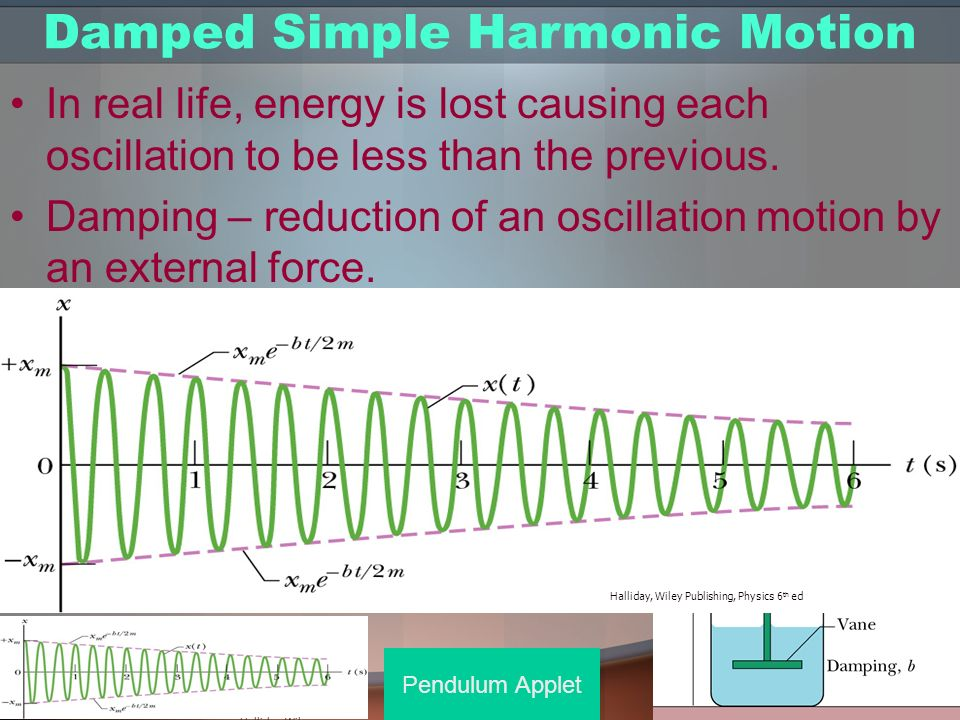 Springs & Simple Harmonic Motion - ppt video online download