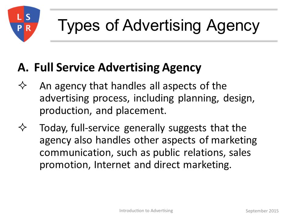 Sales promotion agency