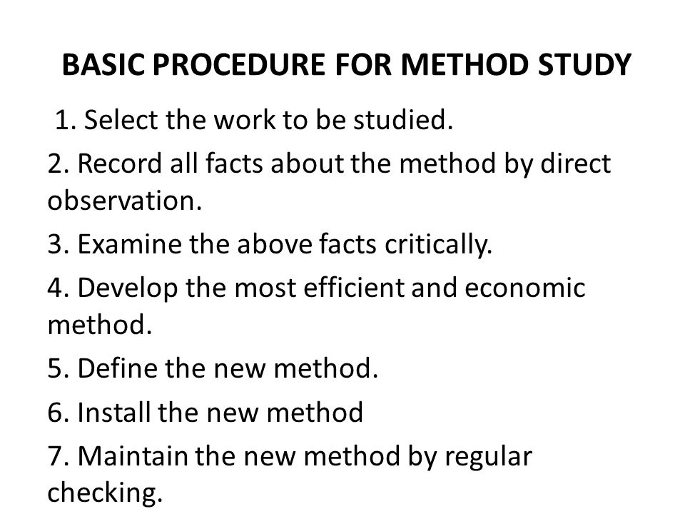 the four basic methods of work Book summary: this book is a step backwards, to four classical methods for clustering in small, static data sets, that have all withstood the tests of time the.