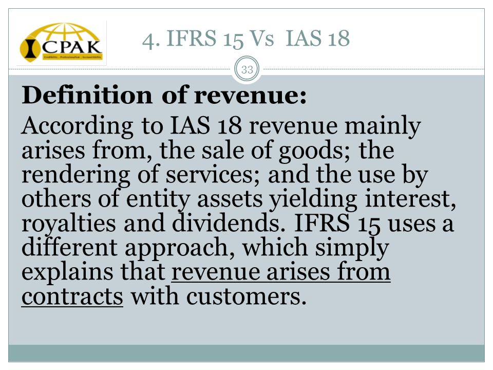 ifrs and ias standards pdf