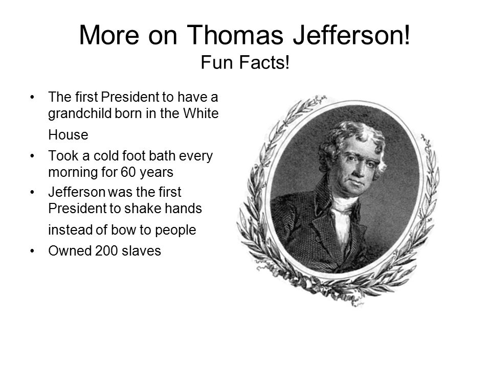 Presidential powerpoint ppt video online download - Thomas jefferson term of office ...