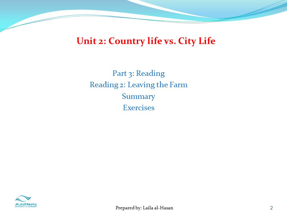 farm life vs city life Lastly, the country has peaceful farm animals, but the city has stray animals and it is very stressful finally, is the entertainment the people in the country have very few friends, but the people in the city have lots more friends  essays related to country life versus city life 1 the life and times of gianni versace.