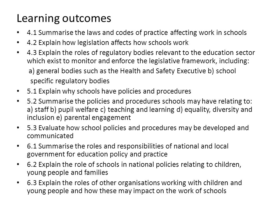explain how current legislation and policy affects work with children and young people Child protection and safeguarding means protecting children from abuse, and identifying and stopping abuse that is already happening abuse of a child or young person under the age of 18 is defined as follows.