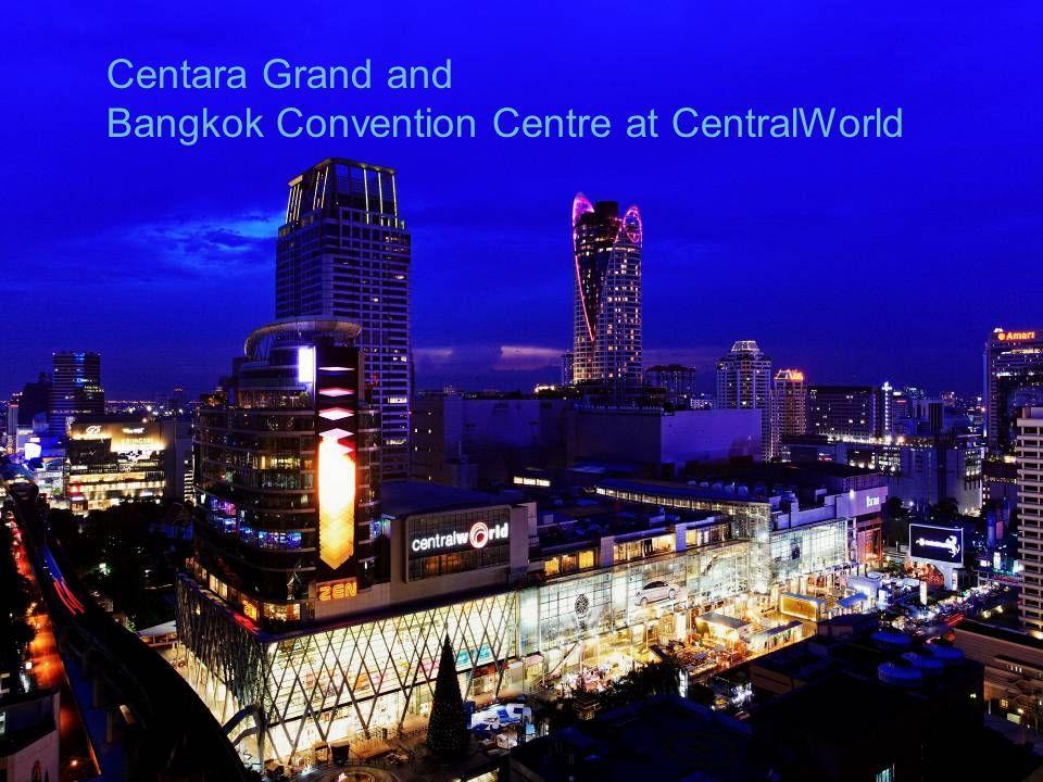 Centara Grand And Bangkok Convention Centre At
