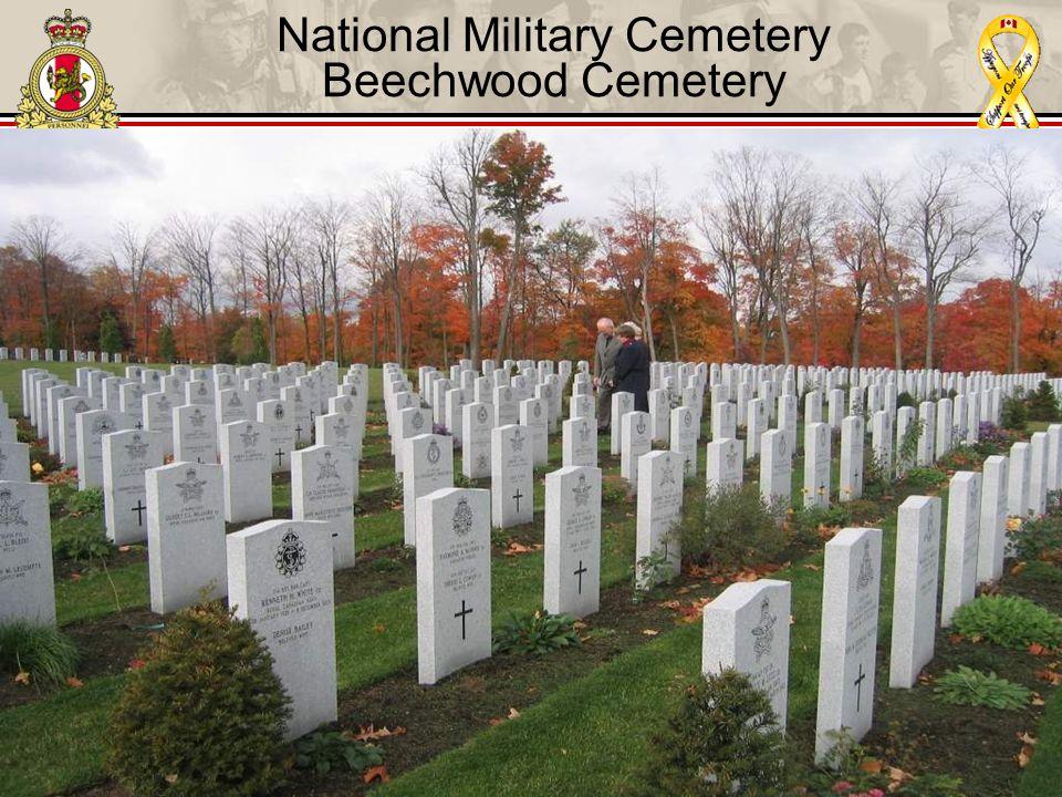 National Military Cemetery Beechwood Cemetery