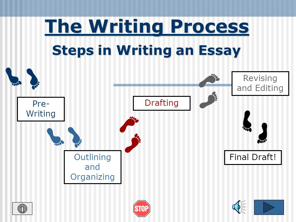 steps in writing an essay ppt video online  steps in writing an essay