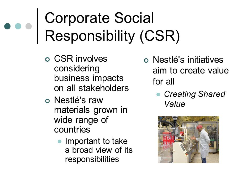 The Social Responsibilty Platform