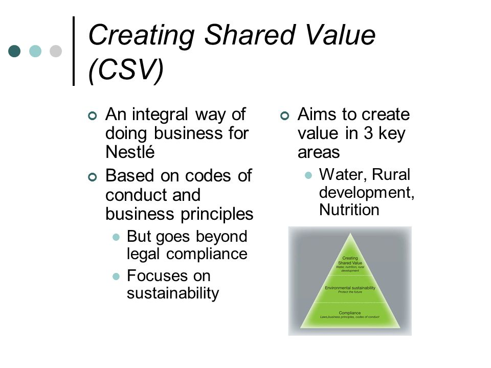 starbucks the keys to creating value Starbucks value-chain analysis 2014 john dudovskiy value-chain analysis is an analytical framework that is used to analyse relationships between various parts of operations and the manner in which each part adds value to contribute to the level of revenues.