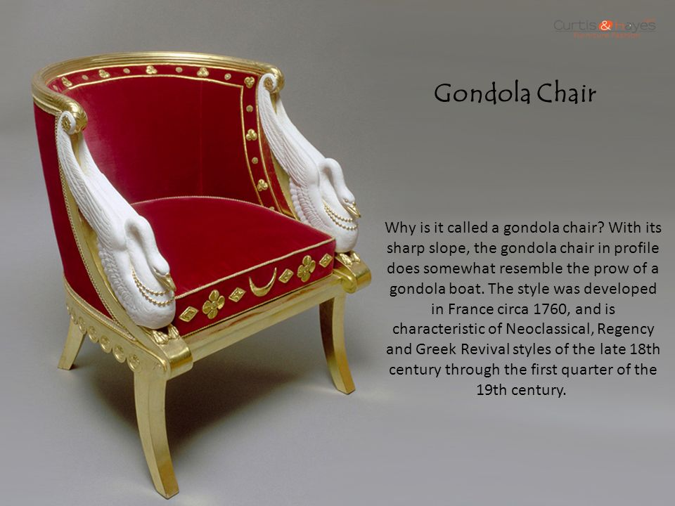 Gondola Chair