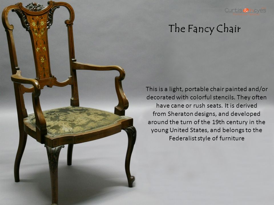 The Fancy Chair