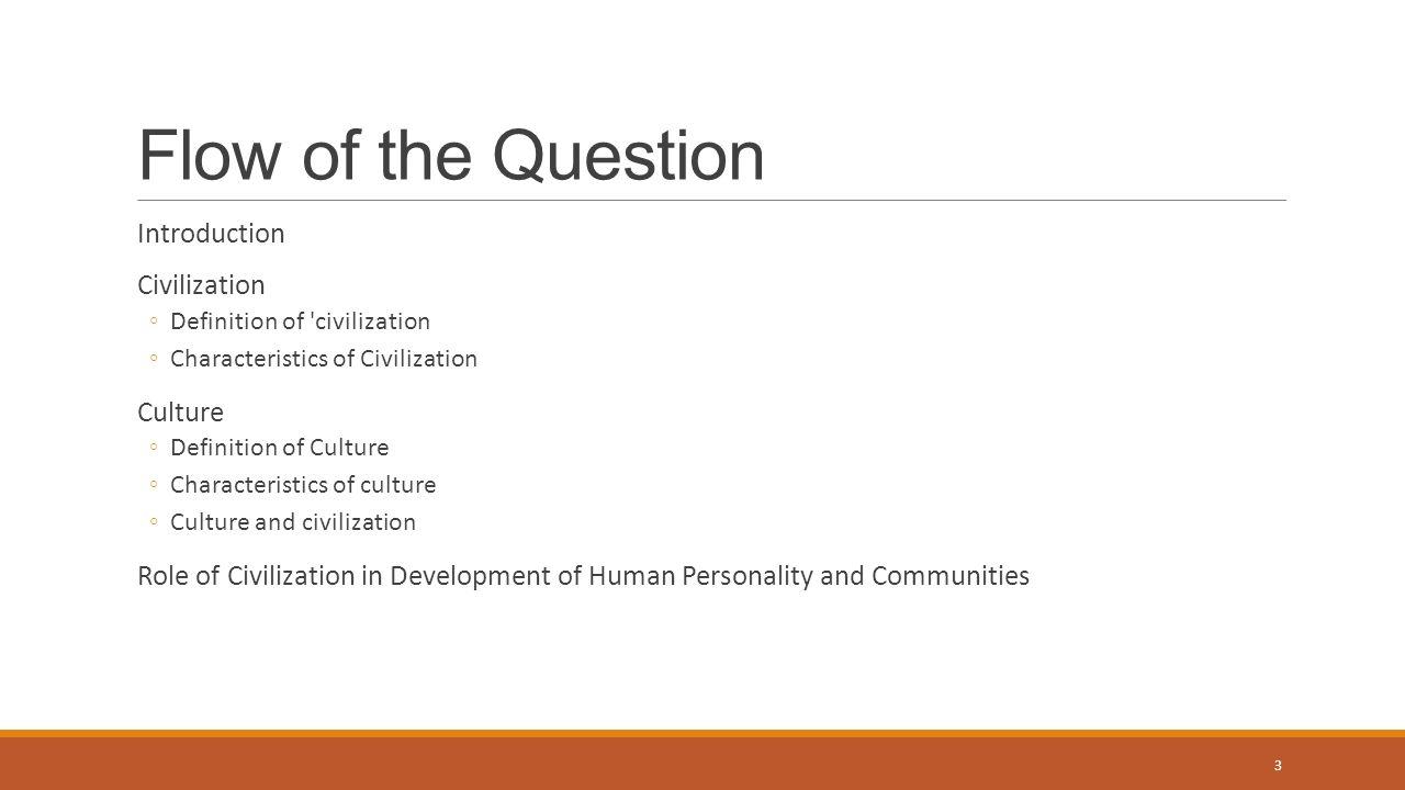 Islamic Civilization and Culture ppt