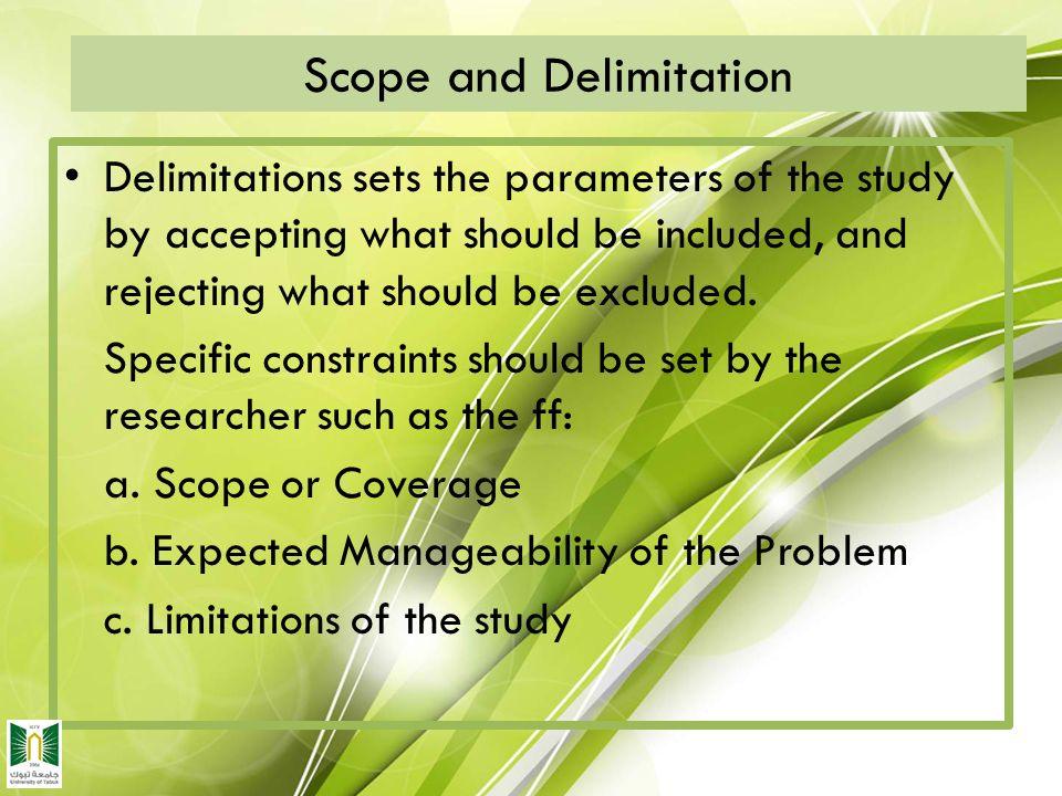 the scope and limitations of environmental Environmental site assessments must be evaluated based of environmental site conditions in the environmental professional's scope of services.