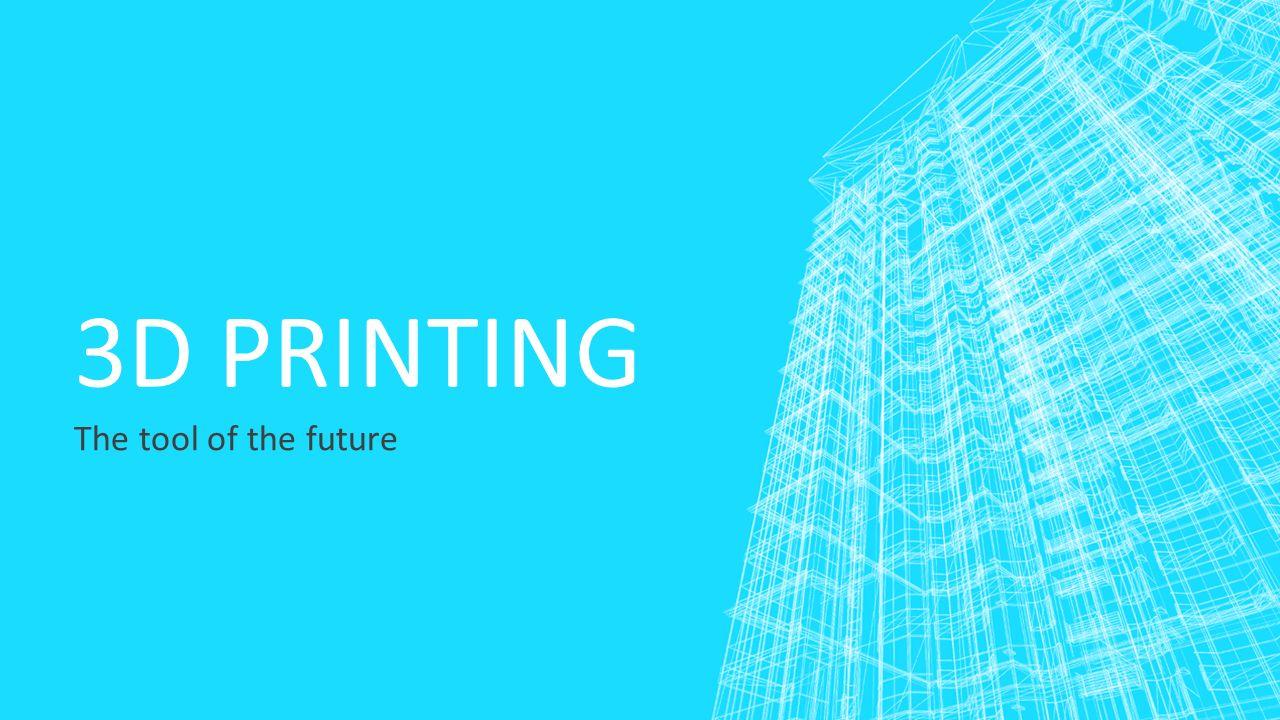 3d printer presentation (ppt) youtube.