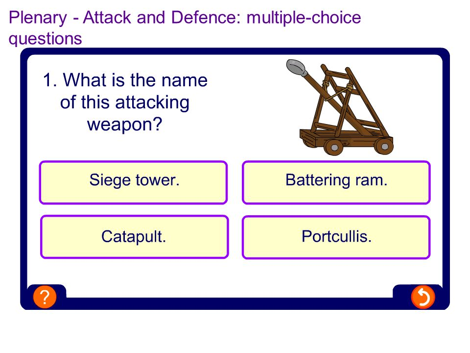 attacking and defending a castle You can do the same with this game medieval arms race describes the main  weapons used to attack and defend castles use these links for.