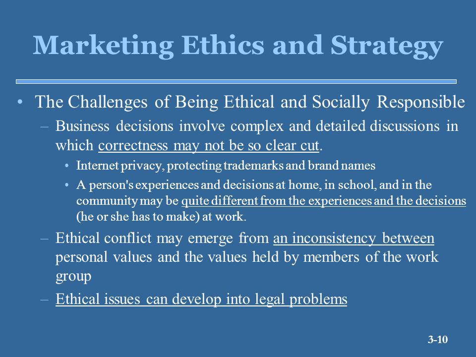 ethics and social responsibility in strategic planning Labour practices, ethical interactions with stakeholders, philanthropy, ethical  procurement  the initial phase of the strategy planning and implementation will  underpin and inform a broader csr strategy in the future which.
