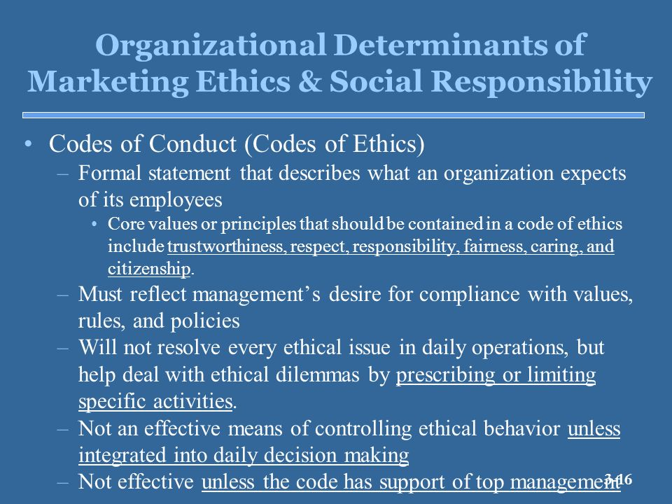 essay organizational ethics Organizational Ethics