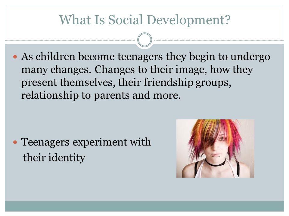 What Is Social Development