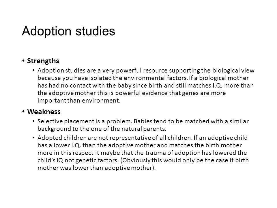 Methodology of the Biological approach - ppt download