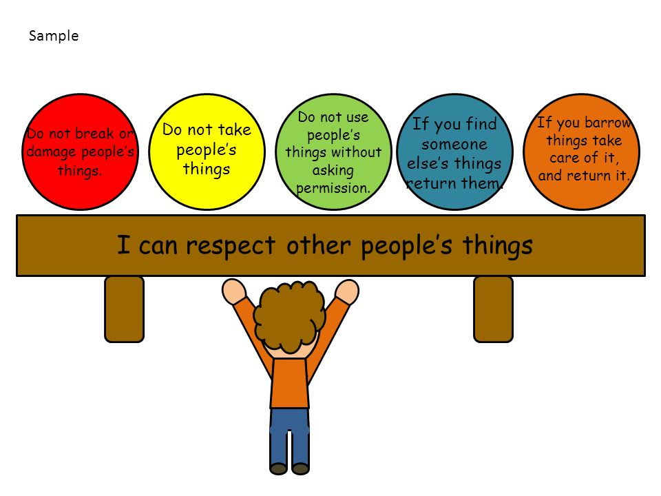 why should we respect people