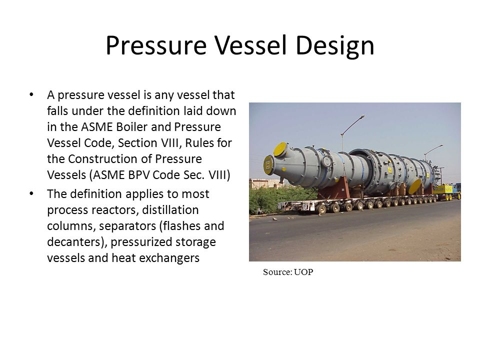 Pressure vessel design engineer resume
