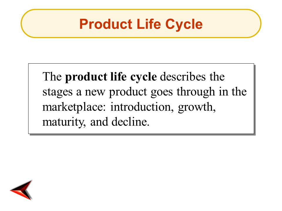 product life cycle and customer perception Life cycle engineering applying process improvement to customer in an effort to connect all business activities to create a single valuable product or.