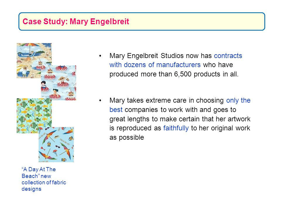 Case Study: Mary Engelbreit