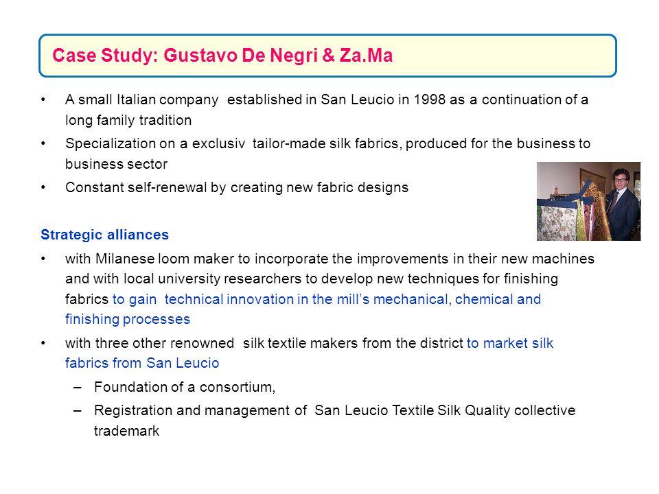 Case Study: Gustavo De Negri & Za.Ma