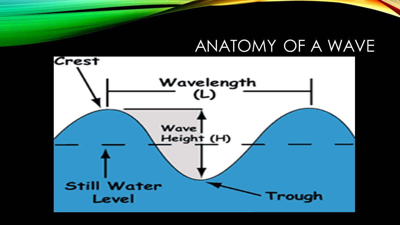 Anatomy of a wave