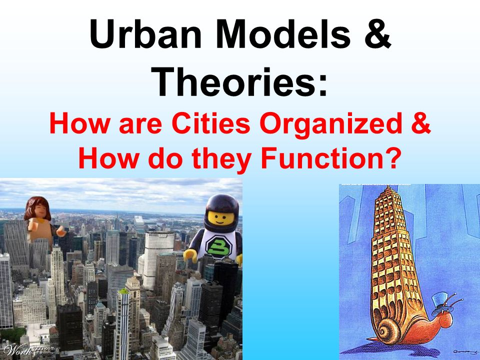 A Urban Morphology The Layout Of City Its Physical