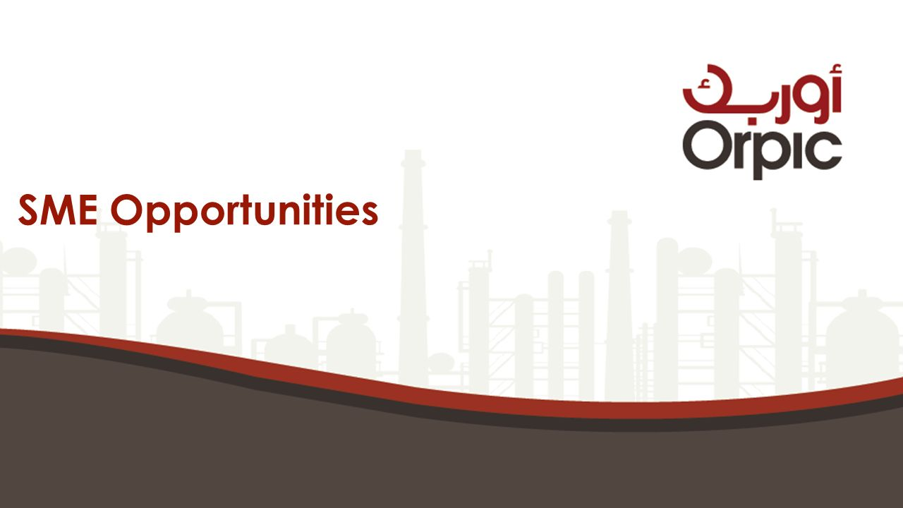 Gas And Oil Mix >> SME Opportunities. - ppt download