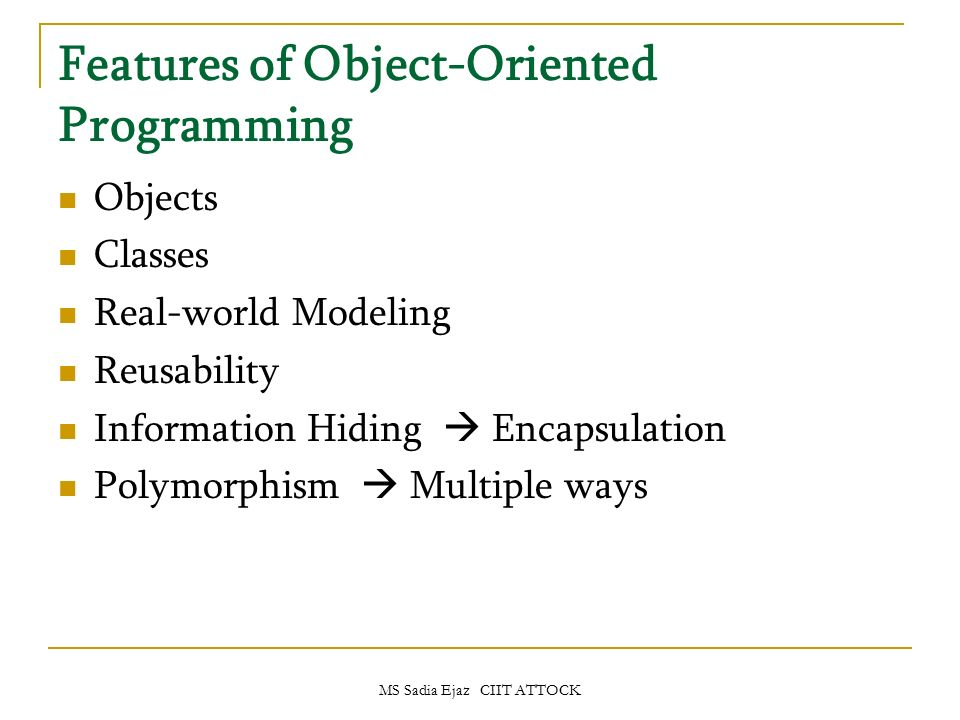 polymorphism language in object oriented programming Object oriented programming concepts tutorials, inheritance, polymorphism,   object oriented programming is not a programming language rather than it is a.