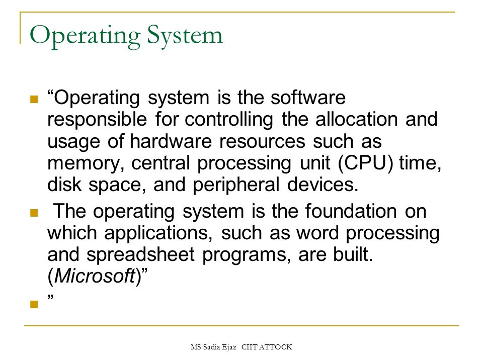 operating systems microsoft curriculum resources Learn which windows operating system that a pc is running.
