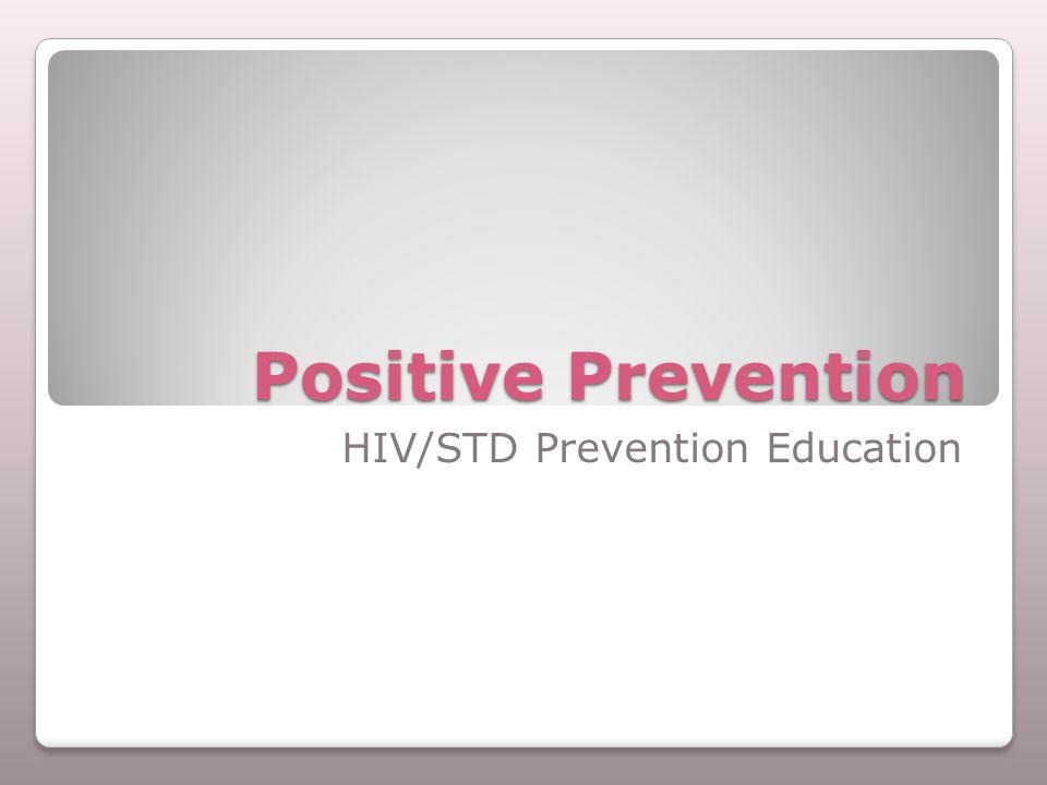 HIV/STD Prevention Education