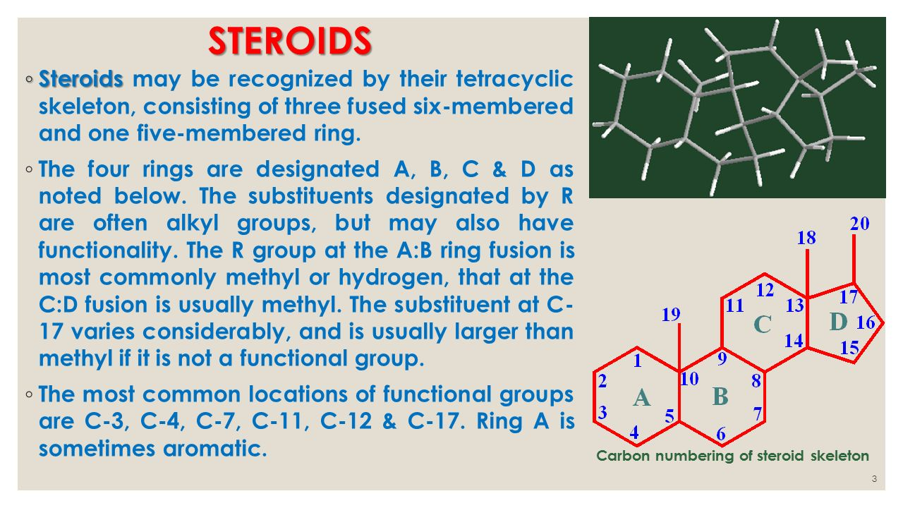 an analysis of steroids as a group of natural chemicals Phytochemical analysis of shaken in aqueous solutions steroidsare group of naturally occurring and are part of the group of natural.