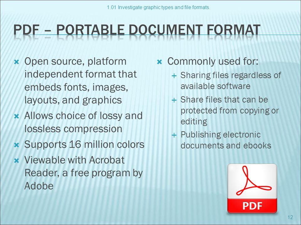 what free program can i use to open pdf files
