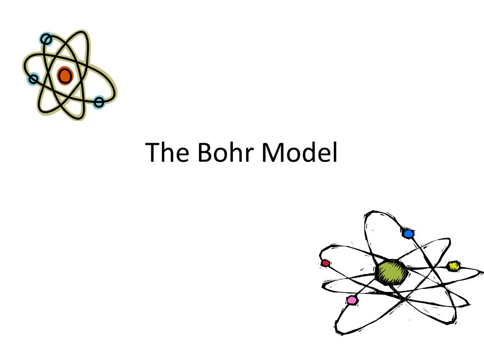 The bohr model ppt video online download 1 the bohr model ccuart Image collections